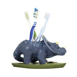 dinosaur bathroom accessories modona four piece kids bathroom accessories set dinosaur