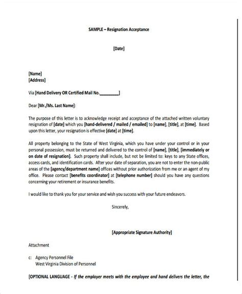 Resignation Approval Letter by 6 Board Resignation Letter Template 6 Free Word Pdf Format Free Premium Templates