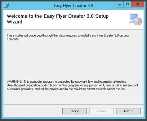 Easy Flyer Creator Download Freeware De Brochure Maker Freeware