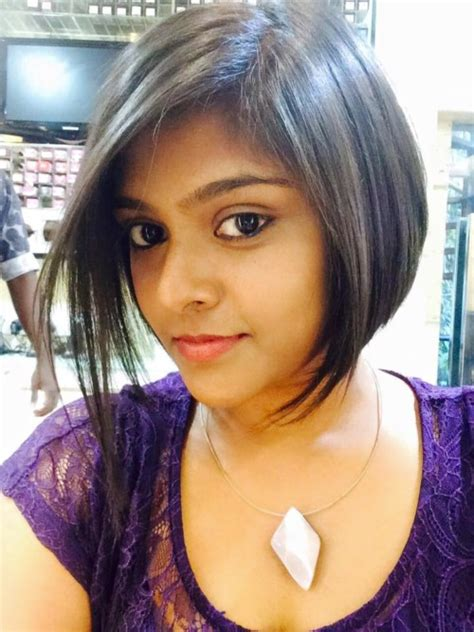 haircut for thin hair indian female 17 best blunt bob hairstyles for indian girls and women