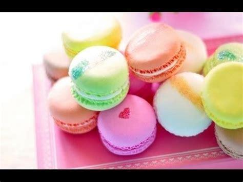 cara membuat macaroon youtube cara membuat kue macaroon warna warni cantik dan enak