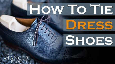 Dress Shoe Knot by How To Tie Dress Shoes Parisian Knot Method
