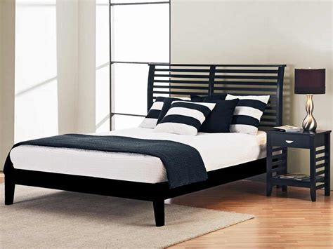 affordable platform beds style and design