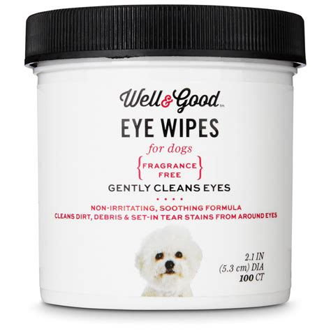 puppy wipes well eye wipes petco