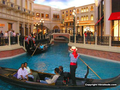 casino boat ride venetian las vegas hotel