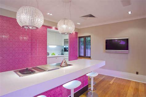 2017 kitchen interior design trends theydesign net interior design trends 2017 pink kitchen house interior