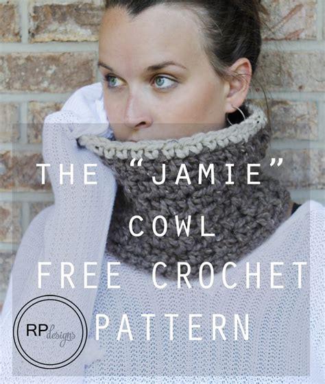 jamie pattern crochet cowl pattern the jamie by rescued paw designs