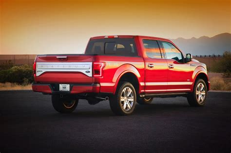 2015 Ford F-150 Is Accompanied By A New Logo F 150 2015