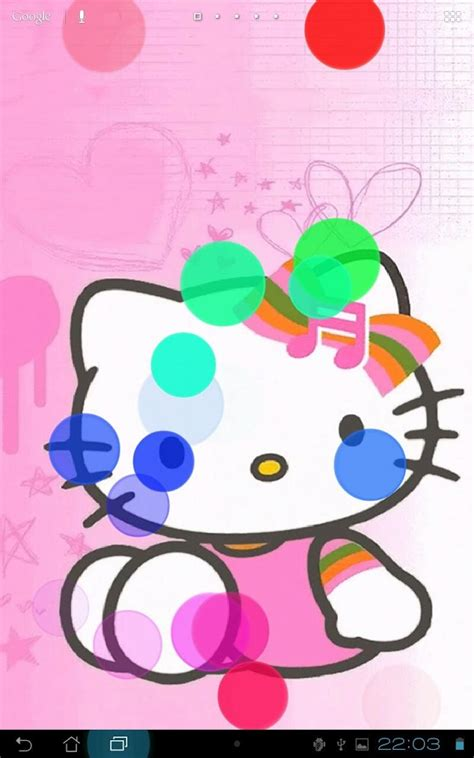 hello kitty animated wallpaper hello kitty moving wallpaper wallpapersafari