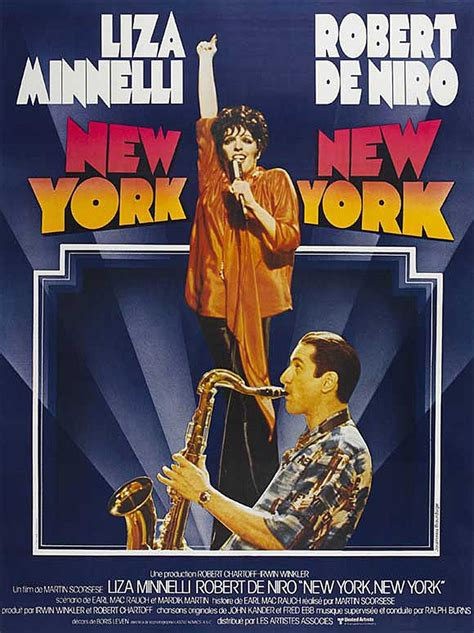 themes in scorsese films new york new york 1977 a martin scorsese film starring