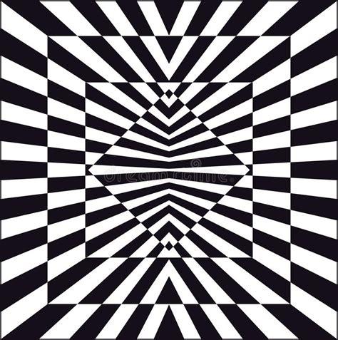illustrator tutorial op art optical art stock vector illustration of flag llusion