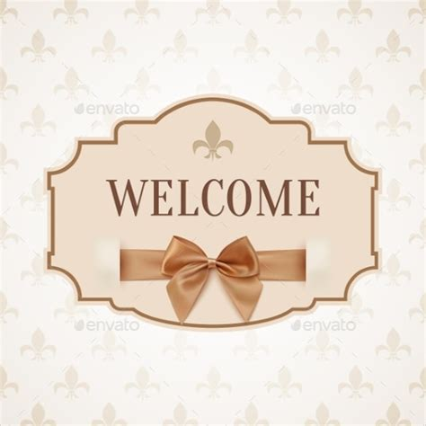 Welcome Banner Template 20 Free Psd Ai Vector Eps Illustrator Format Download Free Welcome Sign Template