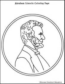 abraham lincoln coloring pages abe lincoln coloring page summer pre k curriculum