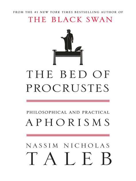 the bed of procrustes overdrive digital books