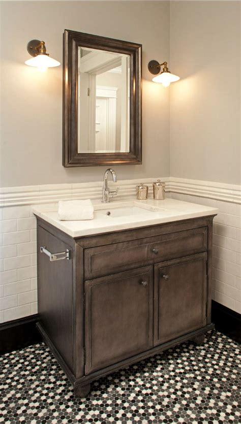 powder room tile ideas 7 best powder room ideas images on pinterest bathroom