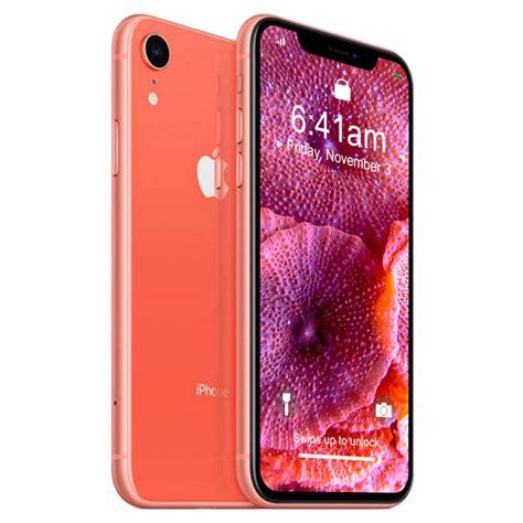 iphone xr gb coral ebuyercom