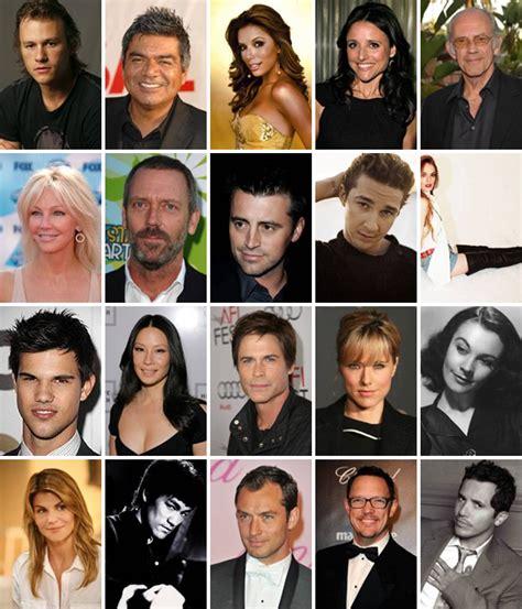 actor 4 letter last name l actors by picture quiz by thejman