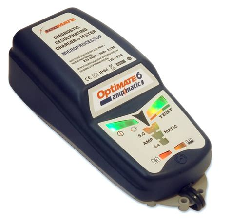 battery conditioner charger optimate 6 walkersport