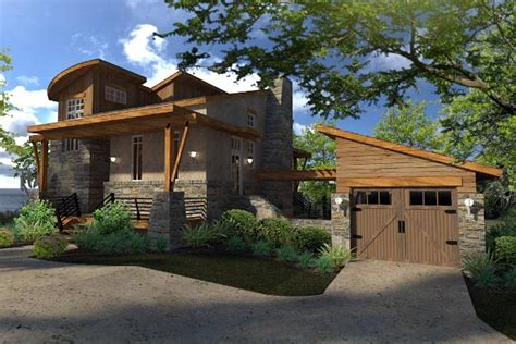 contemporary cottage house plans contemporary cottage craftsman modern tuscan house plan 75140