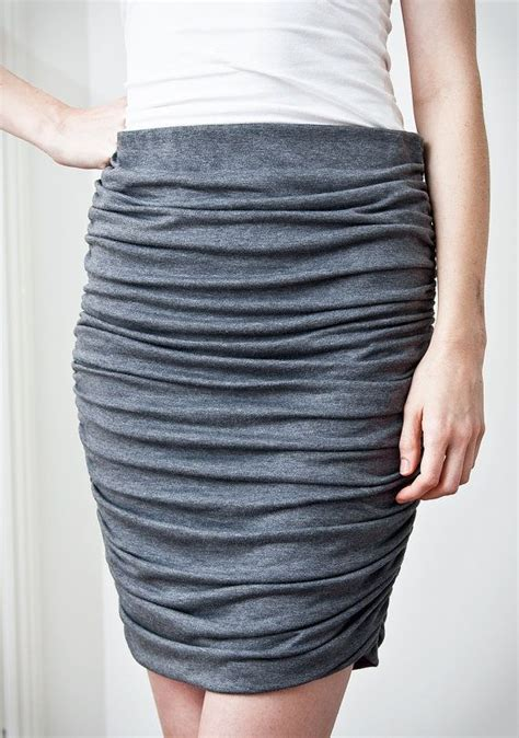 draped skirt tutorial draped skirt pattern sew creative pinterest