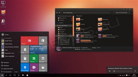 download themes ubuntu for windows 7 ubuntu dark light theme windows 10 7 themeus costumize