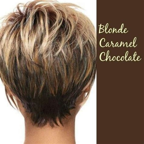 hot toffee highlights 20 layered short hairstyles for women caramel blondes