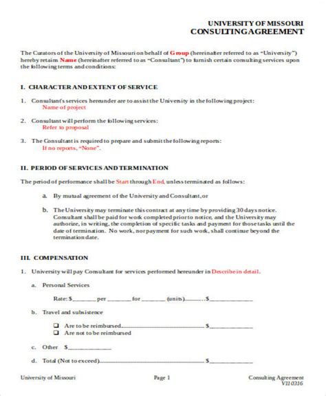 teaming agreement template commission agreement template contractstore autos post