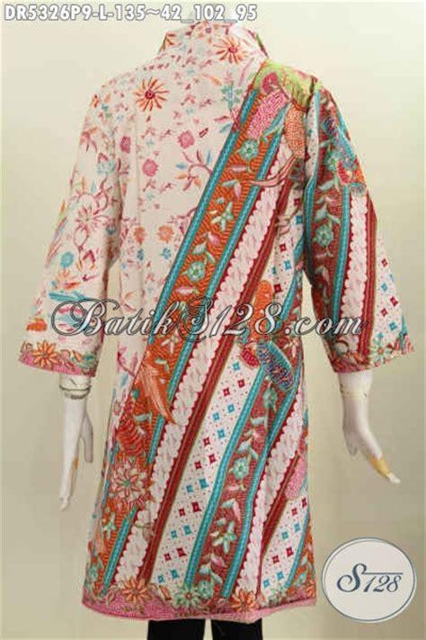 desain baju batik kekinian dress batik wanita terkini pakaian batik cewek desain