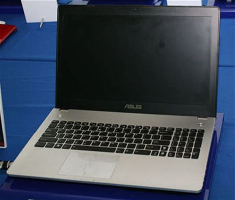Laptop Asus N Series asus to debut the n56 and n76 notebooks notebookcheck net news