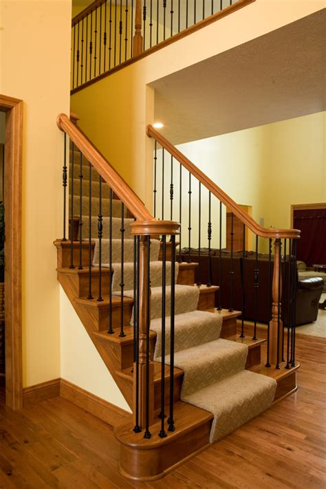 stair banister installation stairs astonishing indoor railings stair railing