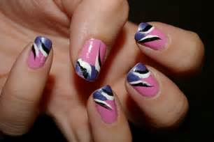 Step by step how to do nail art at home