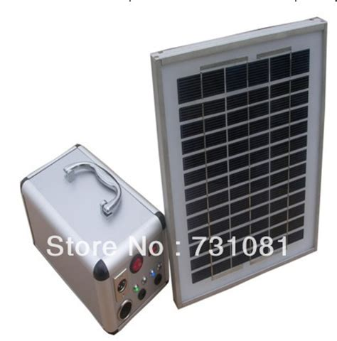 Solar Led Lighting System 10w Dc Solar Led Lighting System Solar Home Lighting