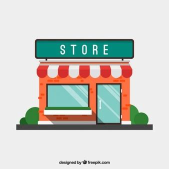 Black And White Awning Shop Vectors Photos And Psd Files Free Download