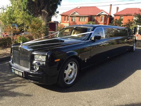 rolls royce phantom stretch corporate limousine hire limo melbourne rolls royce