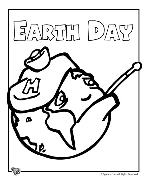 earth day coloring pages 2010 earth day coloring 1 woo jr kids activities