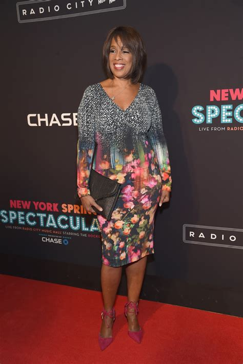 Gayle King Wardrobe by Gayle King Print Dress Gayle King Clothes Looks