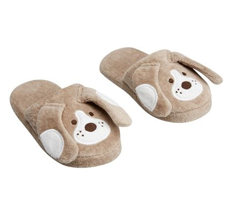 animals slippers animal slippers pottery barn