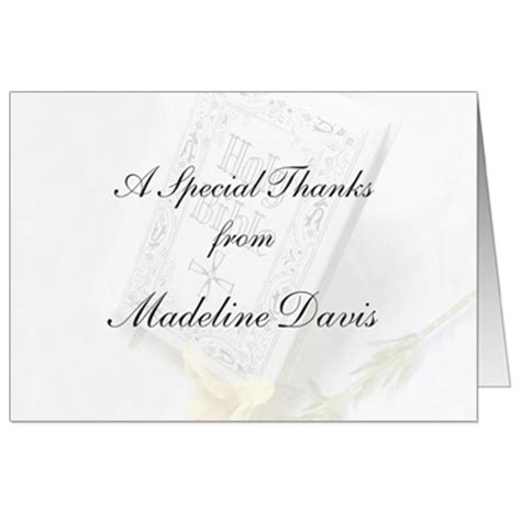 Holy Communion Thank You Cards Template by Holy Bible Communion Invitation Communion