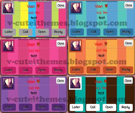 pretty iphone themes blogspot cute iphone themes bitesms candy stripes popup themes