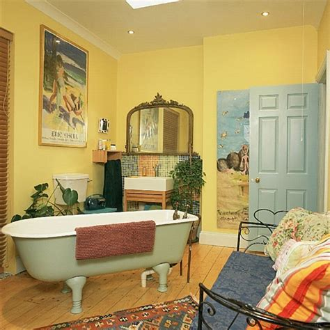 yellow bathroom decorating ideas yellow bathroom ideas large and beautiful photos photo