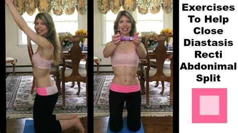 exercises   closerepair  diastasis recti