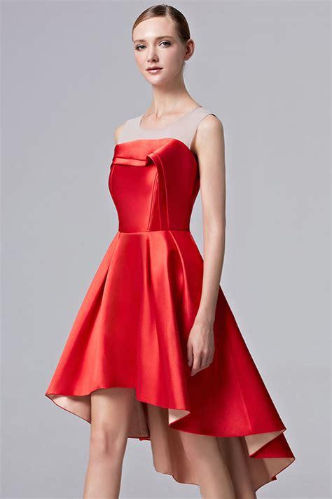 Robe Courte Devant Longue Derriere Soiree - robe chic courte devant longue derri 232 re pour soir 233 e