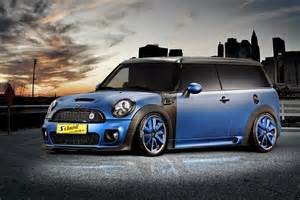 Custom Mini Cooper Clubman Mini Cooper S Tuning Car Tuning