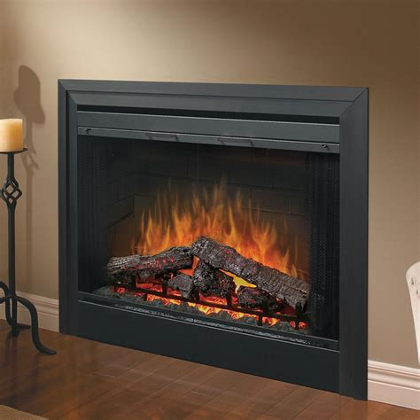 In Electric Fireplaces dimplex 39 quot deluxe built in electric fireplace bf39dxp