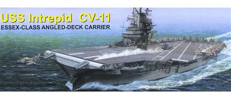 Home Decor Magazines 1 350 gallery models uss intrepid cv 11 angled deck