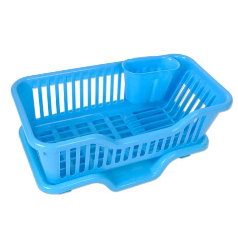 kitchen sink drainer trays kitchen sink dish plate drainer drying rack washing organizer tray holder basket ebay