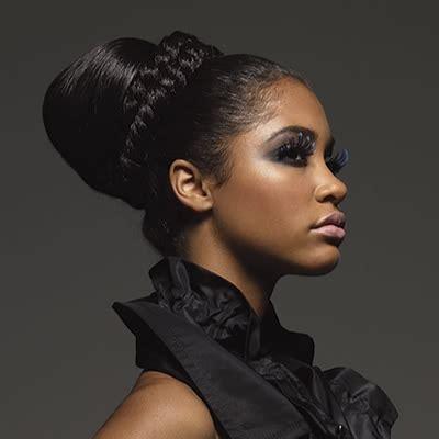 black updo hairstyles | beautiful hairstyles