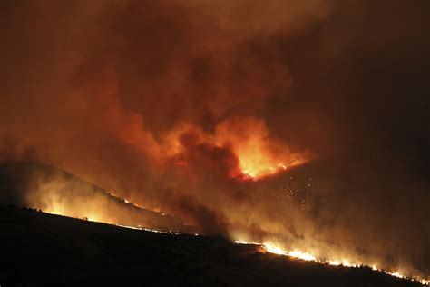 Study Human Caused Warming Burns More Western Forests