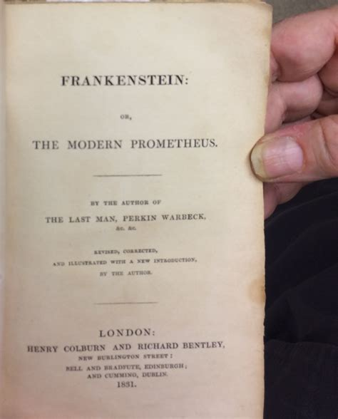 the the science shelley s frankenstein bloomsbury sigma books special collections frankenblog ucr library