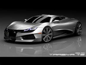 Super Concepts T2 Concept The Future Hydbrid Supercar 2010 Auto Car